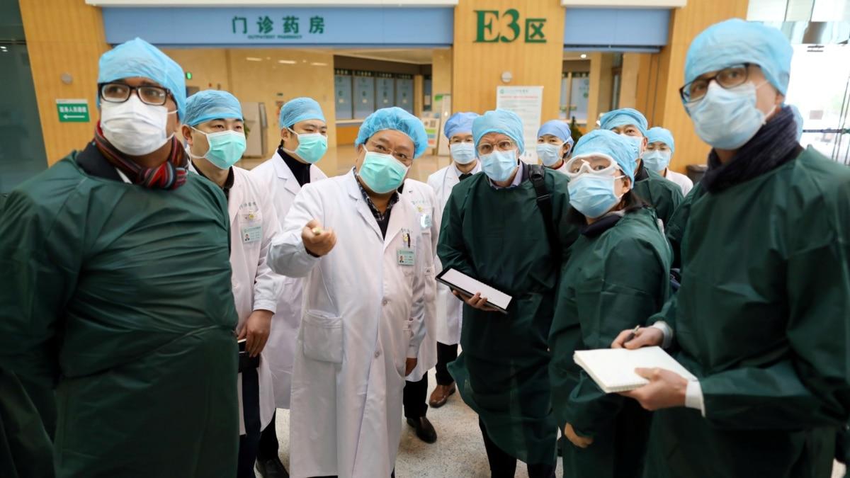 世卫调查组获准入境中国专家对病毒源头得出结论期望很低