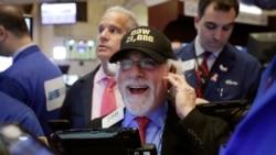 Dow Jones စေတာ့ေစ်း စံခ်ိန္က်ိဳးတက္