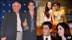 یش چوپڑا کی نئی فلم بھی' لوٹرائی اینگل 'ہوگی، شاہ رخ ، کترینہ ،انوشکا ایک ساتھ