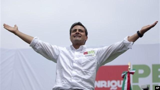 Novoizabrani meksički predsednik Enrike Penja Nijeto