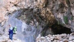 ادامه آتش سوزی یک سکونتگاه انسان اولیه در خوزستان