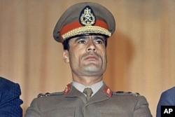 Abanyalibiya bishimiye urupfu rwa Kadafi