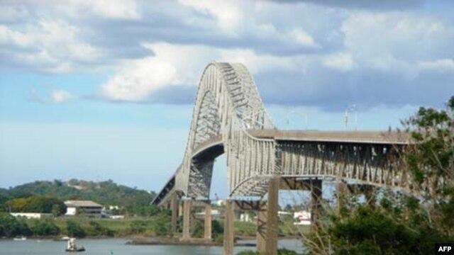 Puente de las Americas - Cầu Mỹ tại Panama - bắc qua kênh đào Panama được xây từ năm 1962