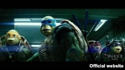 Donatello, Raphael, Michaelangelo, dan Leonardo Kembali Beraksi dalam Film Teenage Mutant Ninja Turtles