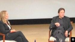عمران خان کا نیویارک میں 'ایشیا سوسائٹی' سے خطاب