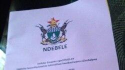 Udaba lwabeCWGH abahamba befundisa uzulu ngokuzivikela kuCovid 19, siluphiwa nguAnnahstacia Ndlovu