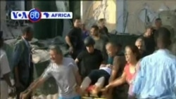 VOA60 Africa - July 30, 2013