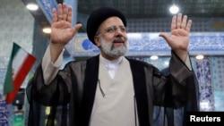 Ebrahim Raisi, presiden-terpilih Iran.