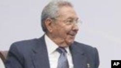 Shugaban Cuba Raul Castro
