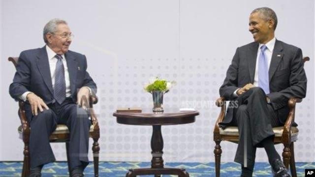 Las últimas conversaciones entre los presidentes Barack Obama y Raúl Castro han sido positivas en el alivio de sanciones.