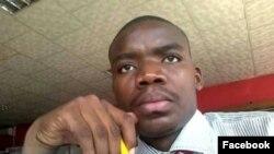 Nuno Dala. Activista Angola