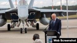 澳大利亞國防部長彼得∙達頓