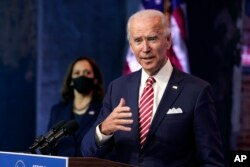 Presiden terpilih AS Joe Biden