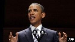 Prezident Obamanın 2009-cu ildə Qahirədə müsalman dünyasına müraciəti