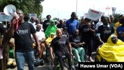 ABUJA: Halin da nakasassu ke ciki a Nigeria