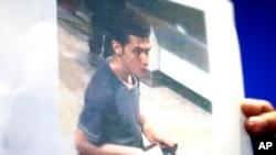 Ảnh thanh niên Iran 19 tuổi, một trong hai hành khách dùng hộ chiếu đánh cắp để đáp chuyến bay MH370 của hãng Malaysia Airlines.