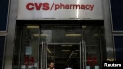 Một nhà thuốc CVS ở Manhattan, New York.