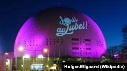 Erikson globus u Stokholomu (Foto: Wikipedia/Holger.Elgard)
