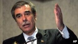 Carlos Gutiérrez fue secretario de Comercio de EE.UU. durante el gobierno del presidente George W. Bush.