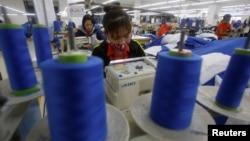 Vyetnam fabrikalarida