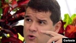 Luis Augusto Romero, foto de archivo.