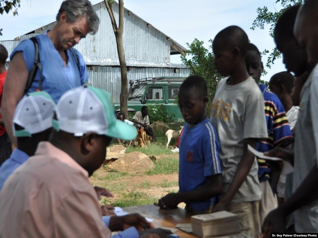 kenyan children reciving vaccine - photo #22
