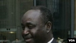 Presiden Republik Afrika Tengah, Francois Bozize (foto: dok), diunggulkan akan menang kembali.