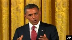 Ο Πρόεδρος Ομπάμα μίλησε για την Ελλάδα στα πλαισια συνέντευξης τύπου στον Λευκό Οίκο.
