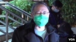 有份協調民主派35+初選的香港大學法律系前副教授戴耀廷被警方扣查約40小時後,1月7日深夜約11時獲准保釋,暫時未被起訴。(互聯網截圖)