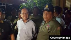 Ông Kem Sokha bị bắt tại nhà riêng hôm 3/9.