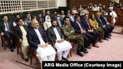 اعضای کابینه جدید