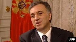 Predsjednik Crne Gore Filip Vujanović