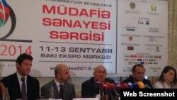 Bakıda ADEX-2014 beynəlxalq müdafiə sənayesi sərgisində 34 ölkədən 200 şirkət iştirak edir