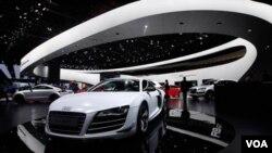 La japonesa Honda fabricará coches eléctricos en China a partir del 2012.