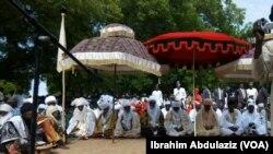Sallar Idi a jihar Adamawa da ke arewa maso gabashin Najeriya