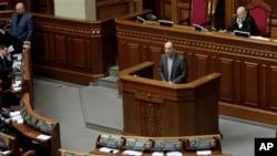 Спикер Верховной Рады – Андрей Парубий