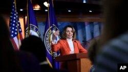 Depite Nancy Pelosi ni we uzayobora inteko ishinga amategeko y'Amerika mu gihe cy'imyaka ibiri iri imbere