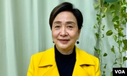 前立法会议员及民主党前主席刘慧卿表示,新的BNO移民英国政策受到很多香港人欢迎,她认为叶刘淑仪建议取消BNO港人双重国籍相当离谱,而且执行有困难。 (美国之音/汤惠芸)
