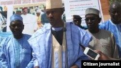 Tsohon ministan sadarwa, kakakin gwamnatin Nijer kuma tsohon Magajin Garin Maradi Mallam Kassoum Moctar
