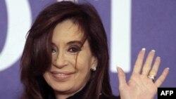 Tổng thống Argentina Cristina Fernandez Kirchner