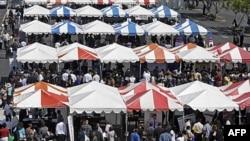 Hội chợ việc làm tại Los Angeles, ngày 31/8/2011