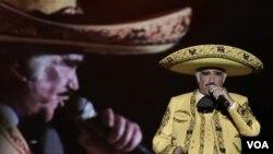 Desde 2008, cada 12 de julio se celebra en Nuevo México, un día en honor a Vicente Fernández.