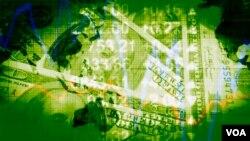 中国投资者看好美国虚拟现实科技(美国之音国符提供)