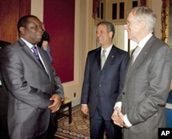 Included in the cables, criticism of Zimbabwean opposition leader and US partner Morgan Tsvangirai