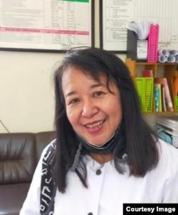 Ririnurani Setianingrum, Kepala Sekolah Dasar Kristen Petra, Jombang (foto: courtesy).