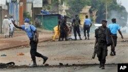 La dernière présidentielle guinéenne avait donné lieu à de violents affrontements inter-communautaires