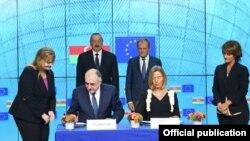 Elmar Məmmədyarov və Federika Mogerini-11.07.2018 - ci il