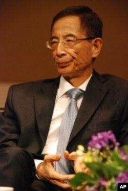 香港民主黨創黨主席李柱銘