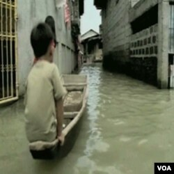 Mnogi eksperti ovogodišnje povećanje poplava u svijetu povezuju sa globalnim zagrijavanjem