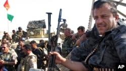 نیرو های امنیتی منطقه خودگردان کرد عراق